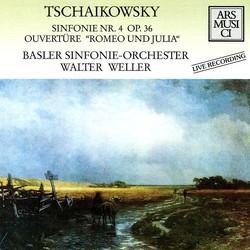 Tchaikovsky: Romeo and Juliet Fantasy Overture / Symphony No. 4
