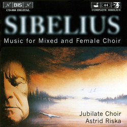 Sibelius - Music for Mixed and Female Choir