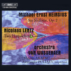 Heinsius/Lentz - Orchestral music