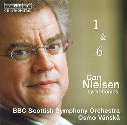 Carl Nielsen - Symphonies 1 & 6