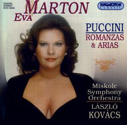 Marton, Eva: Romanzas and Arias by Puccini