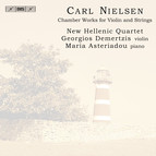Nielsen - Chamber Works for Violin & Piano