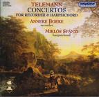 Telemann: Recorder Concertos Nos. 1-4