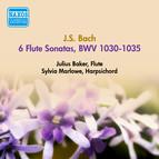 Bach, J.S.: Flute Sonatas, Bwv 1030-1035 (Baker, Marlowe) (1947)