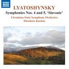 Lyatoshynsky: Symphonies Nos. 4 & 5