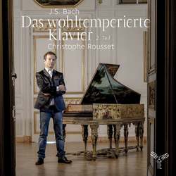 J.S. Bach: The Well-Tempered Clavier -  Book two