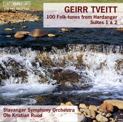 Tveitt - 100 Folk-tunes from Hardanger