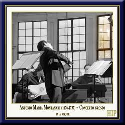 Montanari: Concerto Grosso in A Major