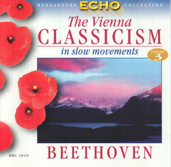 Viennese Classicism In Slow Movements, Vol. 3: Beethoven