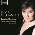 Opera Arias: Tro Santafe, Silvia - Rossini, G. / Mozart, W.A. / Donizetti, G. / Verdi, G. / Bizet, G. / Massenet, J.