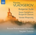 Vladigerov: Orchestral Works