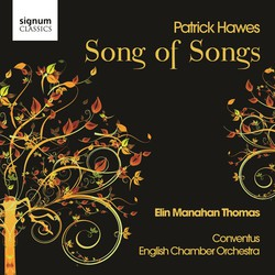 Hawes, P.: Song of Songs / When Israel Was A Child / O Lord Our Governor / The Vauday Part Songs