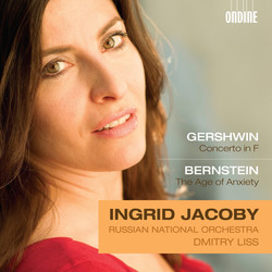 Gershwin: Concerto in F - Bernstein: The Age of Anxiety