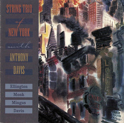 New York String Trio With Anthony Davis