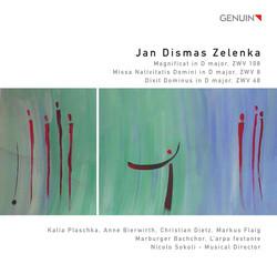 Zelenka: Magnificat - Missa Nativitatis Domini - Dixit Dominus