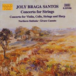 Braga Santos: Sinfonietta for Strings / Violin Concerto