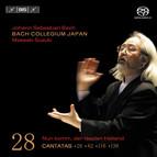 J.S. Bach - Cantatas, Vol.28 (BWV 26, 62, 116, and 139)