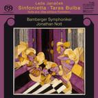Janacek, L.: Sinfonietta / Taras Bulba / The Cunning Little Vixen Suite