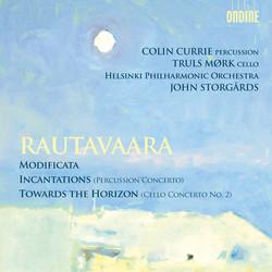 Rautavaara: Modificata - Incantations - Towards the Horizon