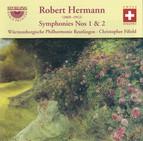 Robert Hermann: Symphonies 1 & 2
