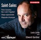 Saint-Saëns: Piano Concertos Nos. 3, 5 & Other Works