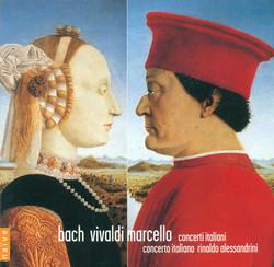 Baroque Concertos - Marcello, B. / Vivaldi, A. / Bach, J.S.