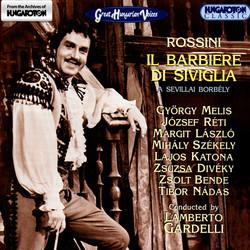 Rossini: Il Barbiere Di Siviglia (The Barber of Seville) (Sung in Hungarian)