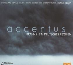 Brahms, J.: Deutsches Requiem (Ein) (Version With Piano Duet Accompaniment)