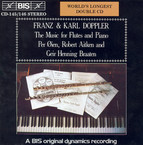 Franz and Karl Doppler - Complete Music for Flutes and Piano