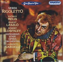 Verdi: Rigoletto (Sung in Hungarian)