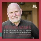 Pēteris Vasks: Orchestral Works