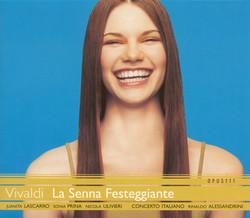 Vivaldi, A.: Senna Festeggiante (La) (Musica Vocale Profana, Vol. 1)