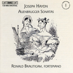 Haydn - Complete Solo Keyboard Music, Vol.1 - Auenbrugger Sonatas