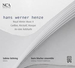 Henze: Royal Winter Music II - Carillon, Récitatif, Masque - Ode an eine Äolsharfe