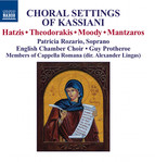 Choral Settings of Kassiani
