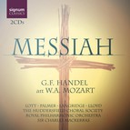Mozart: Handel - Messiah