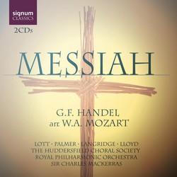 Mozart: Handel - Messiah