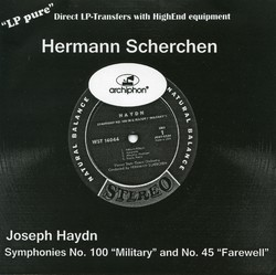 Hermann Scherchen conducts Haydn
