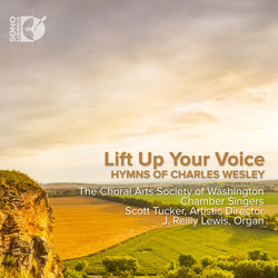 Life Up Your Voice: Hymns of Charles Wesley