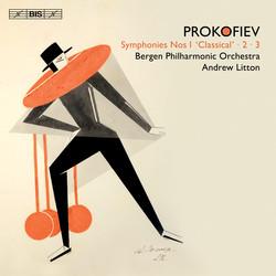 Prokofiev - Symphonies Nos 1 - 3