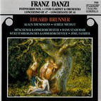 Danzi: Music for Clarinet & Orchestra