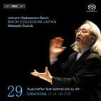 J.S. Bach - Cantatas, Vol.29 (BWV 2, 3, 38 and 135)