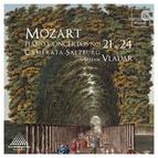 Mozart: Concertos pour piano No. 21 & 24