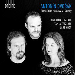 Dvořák: Piano Trios Nos. 3 & 4