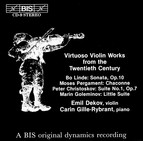 Virtuoso Violin Works