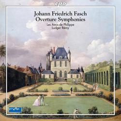 Fasch: Overture Symphonies