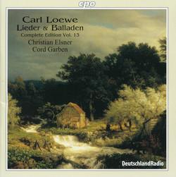 Loewe: Lieder & Balladen, Vol. 13