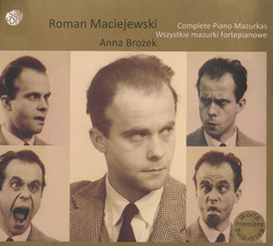 Maciejewski: Complete Piano Mazurkas