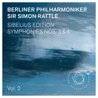 Sibelius Edition, Vol. 2: Symphonies Nos. 3 & 4
