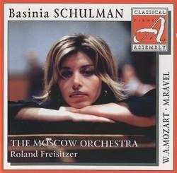 Mozart & Ravel: Piano Concertos